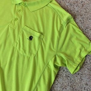 9c25016b Carhartt Shirts | Mens Polo Size Xl Relaxed Fit | Poshmark